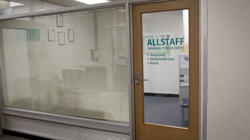 Allstaff Training Consultants Office